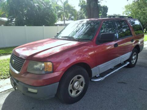2005 Ford Expedition for sale at Low Price Auto Sales LLC in Palm Harbor FL
