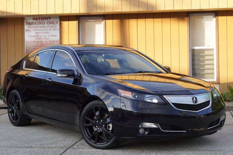 2012 Acura TL for sale in Newark, NJ