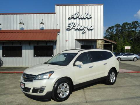 2013 Chevrolet Traverse for sale at Grantz Auto Plaza LLC in Lumberton TX