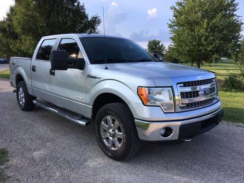 2014 Ford F-150 for sale at Yoder's Auto Connection LTD in Gambier OH