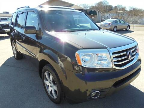 2012 Honda Pilot for sale at PIONEER AUTO SALES LLC in Cleveland TN