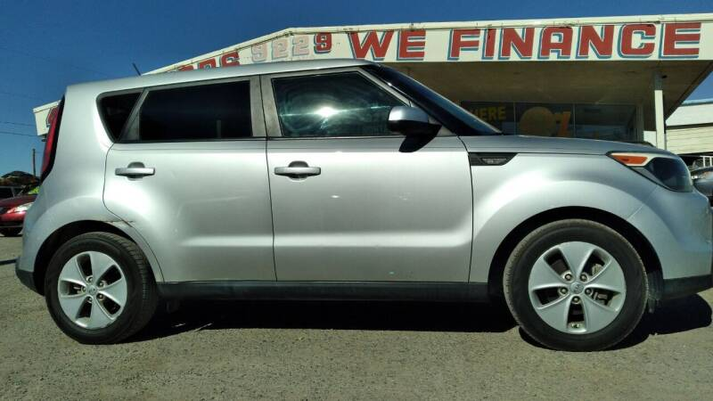 2014 Kia Soul for sale at 4 U MOTORS in El Paso TX