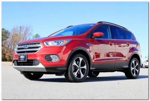 2017 Ford Escape for sale at WHITE MOTORS INC in Roanoke Rapids NC