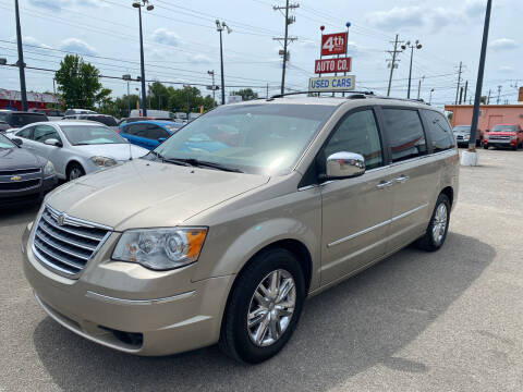 2008 Chrysler Town and Country for sale at 4th Street Auto in Louisville KY
