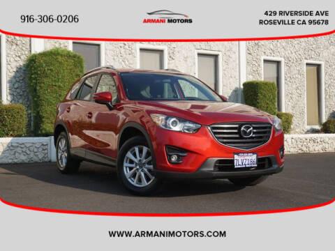 2016 Mazda CX-5 for sale at Armani Motors in Roseville CA