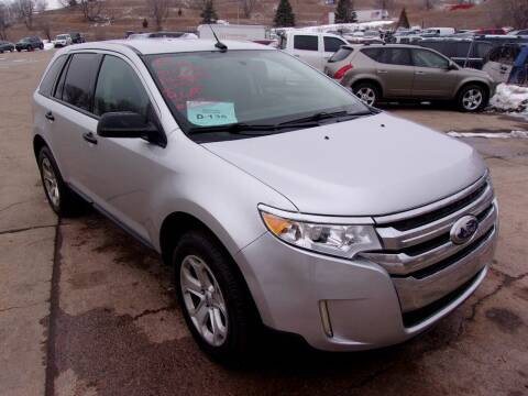 2014 Ford Edge for sale at Barney's Used Cars in Sioux Falls SD