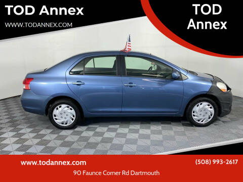 2007 Toyota Yaris for sale at TOD Annex in North Dartmouth MA