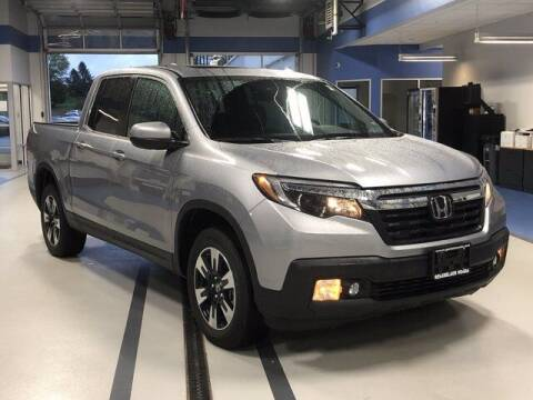2020 Honda Ridgeline for sale at Simply Better Auto in Troy NY