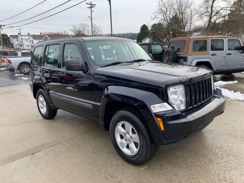 2011 Jeep Liberty for sale at Twin Rocks Auto Sales LLC in Uniontown PA