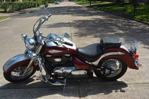 2004 Suzuki VL800 INTRUDER VOLUSIA for sale at HOUSTON MOTORS in Stafford TX