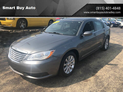 2013 Chrysler 200 for sale at Smart Buy Auto in Bradley IL