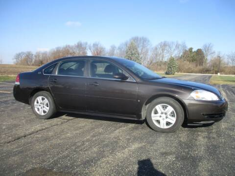 2009 Chevrolet Impala for sale at Crossroads Used Cars Inc. in Tremont IL