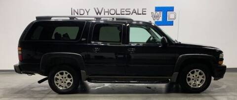 2004 Chevrolet Suburban for sale at Indy Wholesale Direct in Carmel IN