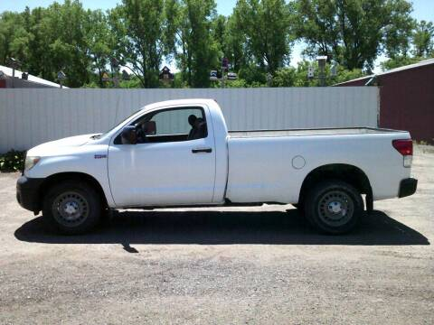 2010 Toyota Tundra for sale at Chaddock Auto Sales in Rochester MN