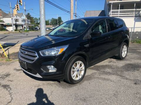 2017 Ford Escape for sale at JB Auto Sales in Schenectady NY