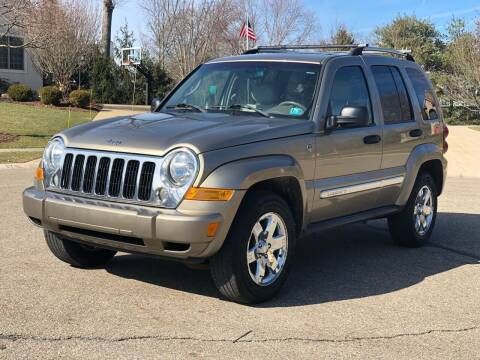 2005 Jeep Liberty for sale at Five Star Auto Group in North Canton OH