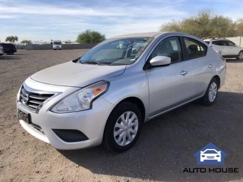 2019 Nissan Versa for sale at Auto House Phoenix in Peoria AZ