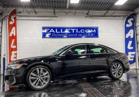 2019 Audi A6 for sale at Falleti Motors, Inc.  est. 1976 in Batavia NY