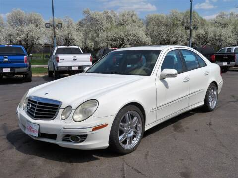 2008 Mercedes-Benz E-Class for sale at Low Cost Cars North in Whitehall OH