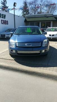 2009 Ford Fusion for sale at Jarvis Motors in Hazel Park MI