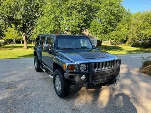 2006 HUMMER H3 for sale at CARWIN MOTORS in Katy TX