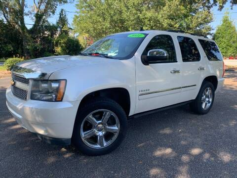 2011 Chevrolet Tahoe for sale at Seaport Auto Sales in Wilmington NC