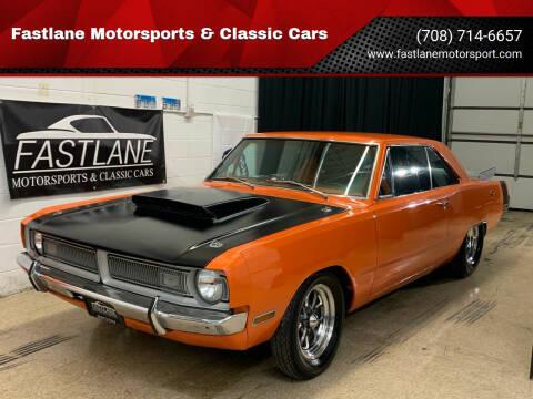 1972 Dodge Dart for sale at Fastlane Motorsports & Classic Cars in Addison IL