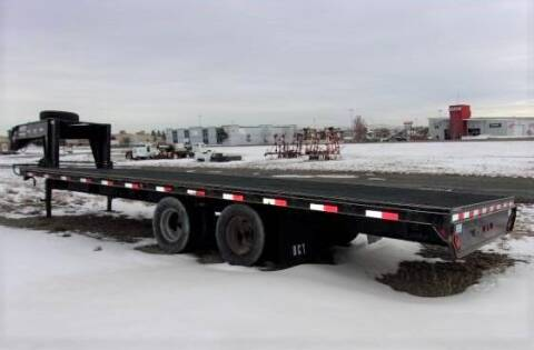 2006 Dressen DCT Flatbed for sale at Central City Auto West in Lewistown MT