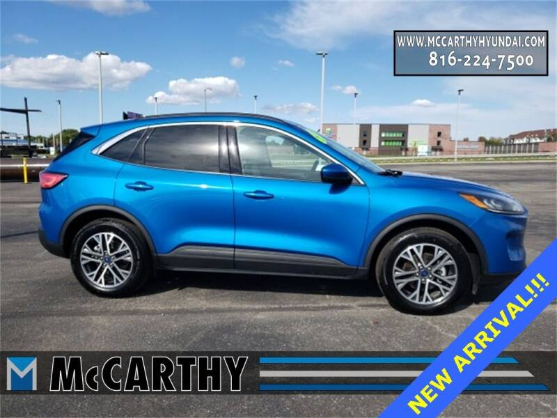 2020 Ford Escape for sale at Mr. KC Cars - McCarthy Hyundai in Blue Springs MO