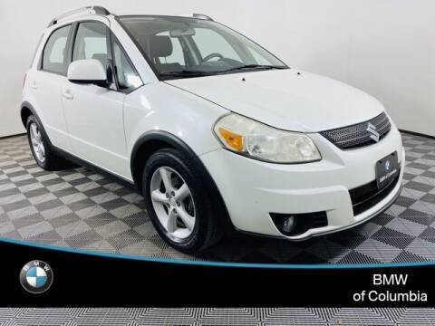 2009 Suzuki SX4 Crossover for sale at Preowned of Columbia in Columbia MO