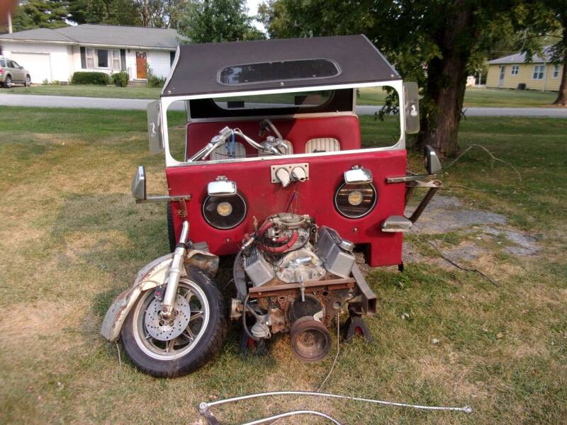 1991 cobra-trike 3 wheeler for sale at VANDALIA AUTO SALES in Vandalia MO