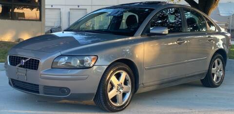 2005 Volvo S40 for sale at Mr Cars LLC in Houston TX