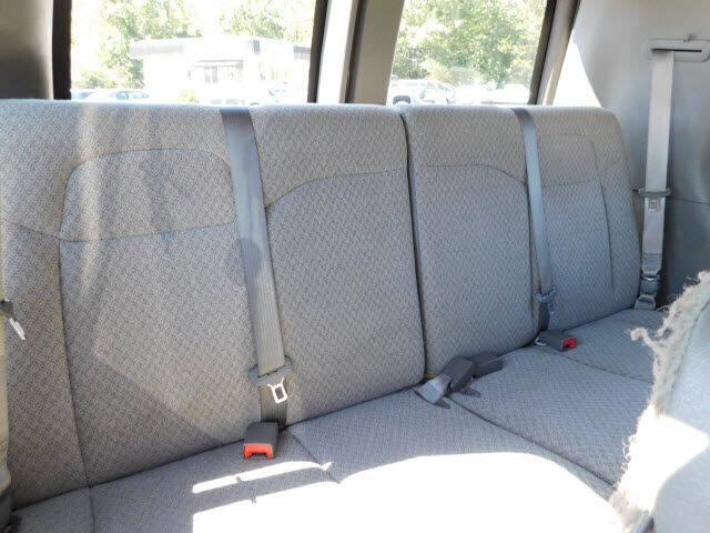 2013 Chevrolet Express Passenger LT 3500 3dr Extended Passenger Van w/ 1LT - Madison TN