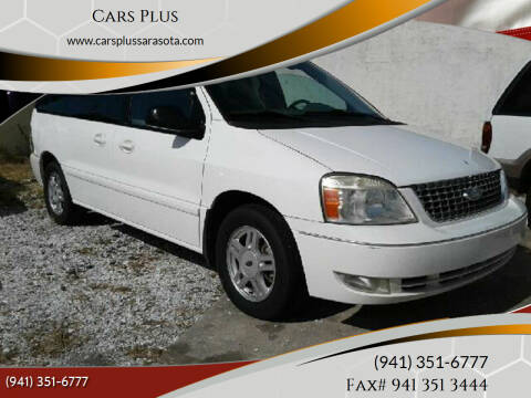2005 Ford Freestar for sale at Cars Plus in Sarasota FL
