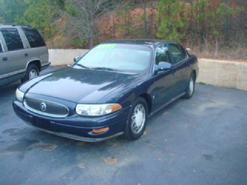 2000 Buick LeSabre for sale at Mike Lipscomb Auto Sales in Anniston AL