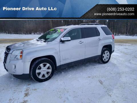 2013 GMC Terrain for sale at Pioneer Drive Auto LLc in Wisconsin Dells WI