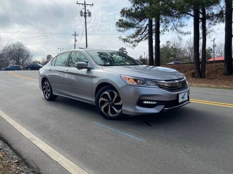 2017 Honda Accord for sale at THE AUTO FINDERS in Durham NC
