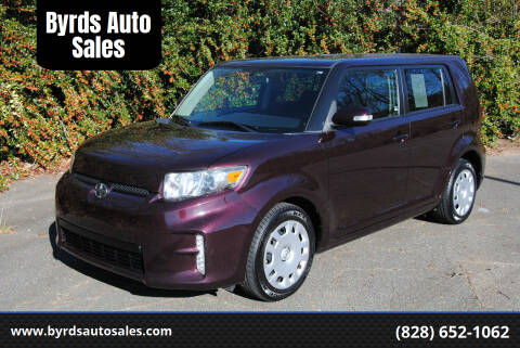 2015 Scion xB for sale at Byrds Auto Sales in Marion NC