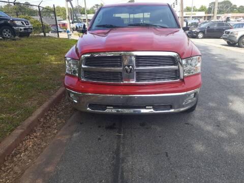 2009 Dodge Ram Pickup 1500 for sale at Star Car in Woodstock GA
