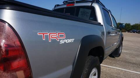 2014 Toyota Tacoma for sale at Cars-yachtsusa.com in League City TX