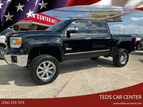 2014 GMC Sierra 1500 for sale at TEDS CAR CENTER in Athens AL