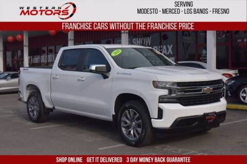 2020 Chevrolet Silverado 1500 for sale at Choice Motors in Merced CA