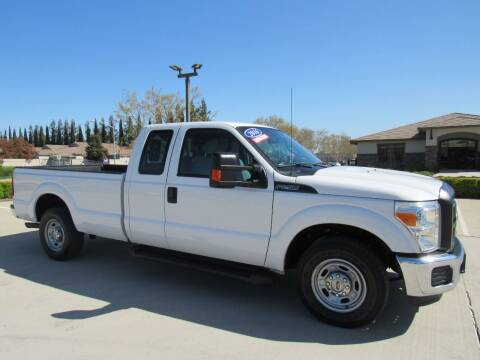 2016 Ford F-250 Super Duty for sale at Repeat Auto Sales Inc. in Manteca CA