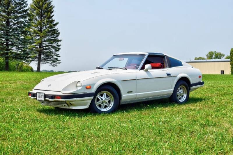 1983 Datsun 280ZX for sale at Hooked On Classics in Watertown MN