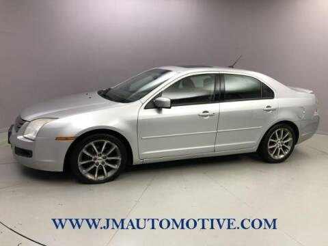 2009 Ford Fusion for sale at J & M Automotive in Naugatuck CT