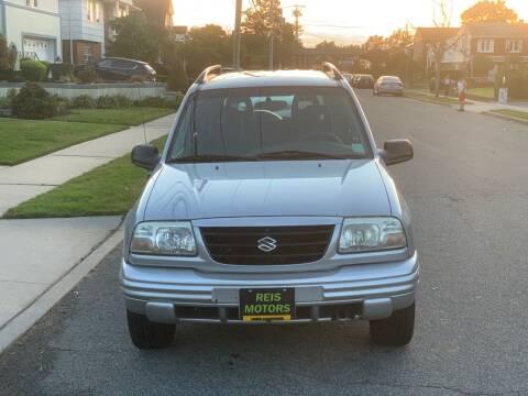 2003 Suzuki Vitara for sale at Reis Motors LLC in Lawrence NY