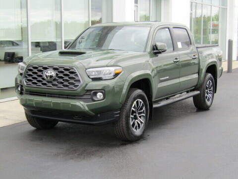 2021 Toyota Tacoma for sale at Brunswick Auto Mart in Brunswick OH