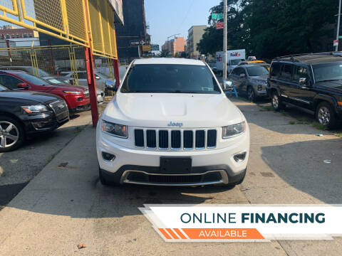 2014 Jeep Grand Cherokee for sale at Raceway Motors Inc in Brooklyn NY