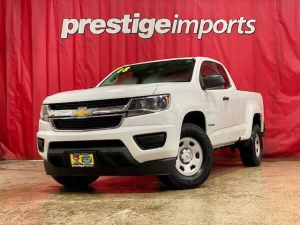 2018 Chevrolet Colorado for sale at Prestige Imports in Saint Charles IL