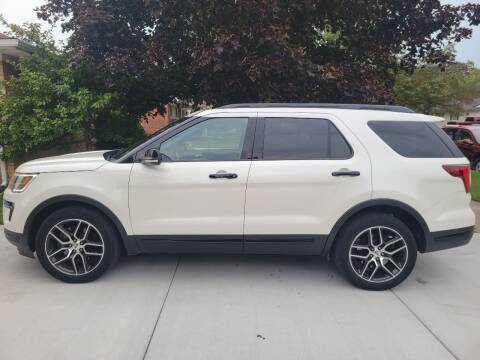 2019 Ford Explorer for sale at Motor City Automotive of Michigan in Flat Rock MI